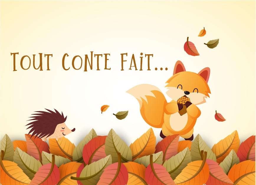 chataignes-ecureuil-herisson-automne-feuille