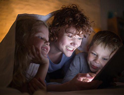 14 bonnes raisons de lire des histoires aux enfants 📚